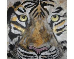 """Bild """"Tiger"""""""