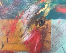 Bild 'Bunte Kuh' - Detailansicht 1