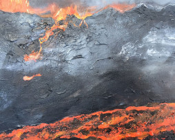 Bild 'Hraun II' - Detailansicht 1