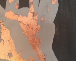 Bild 'Gams Copper Grey II' - Detailansicht 1
