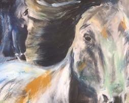 Bild 'Wildpferde 3' - Detailansicht 1
