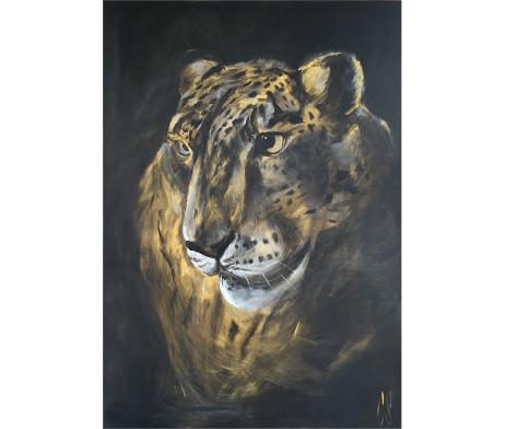 Bild 'Leopard'