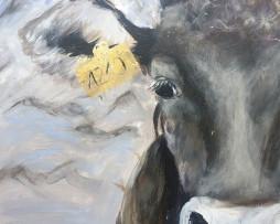 Bild 'Idylle mit Kuh' - Detailansicht 1