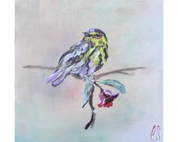 Bild 'Vögelchen II'
