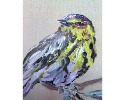 Bild 'Vögelchen II' - Detailansicht 1