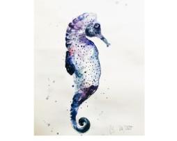 SeepferdchenAquarell